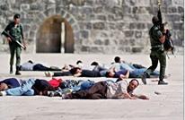 الفلسطينيون يحيون الذكرى الـ31 لمجزرة الأقصى الأولى (صور)