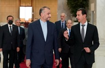 وزير خارجية إيران يصل دمشق ويلتقي بشار الأسد (شاهد)