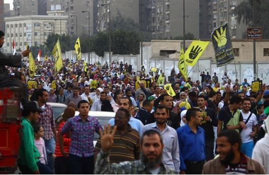 """""""تحالف الشرعية"""" في مصر يدعو لأسبوع احتجاجي جديد"""