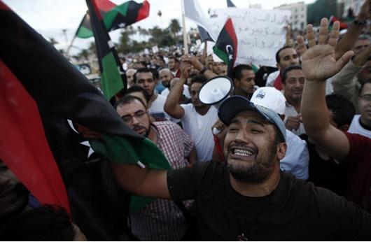 طوارق ليبيا يشاركون في انتخاب لجنة صياغة الدستور