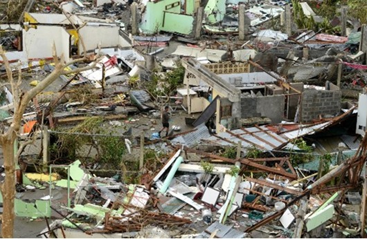 """فيتنام: ستة قتلى قبيل وصول إعصار """"هاينان"""""""