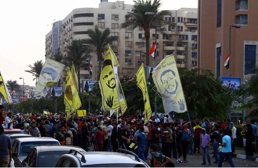 حركة شبابية مناهضة لانقلاب مصر تنسحب مؤقتا من المشهد