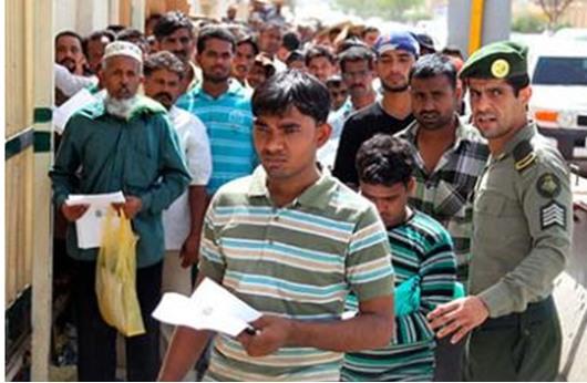 السعودية:ترحيل العمالة يغلق 40% من شركات البناء الصغيرة