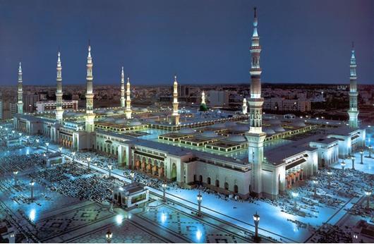 لجنة لتعويضات أكبر توسعة للمسجد النبوي