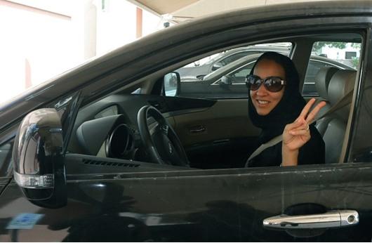 تجاوب خجول مع دعوة السعوديات لقيادة السيارات السبت