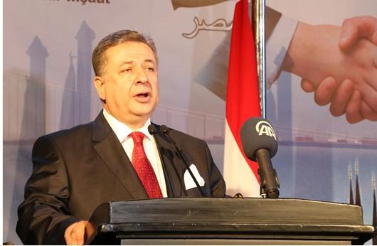 الخارجية المصرية تستدعي السفير التركي في القاهرة