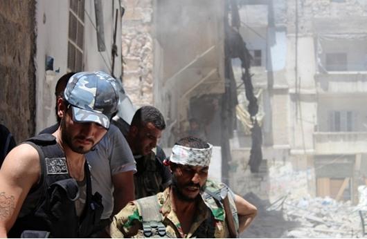 """""""الجيش الحر"""": رحيل الاسد شرط لحضور جنيف 2"""