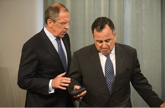 وزيرا خارجية ودفاع روسيا يصلان القاهرة