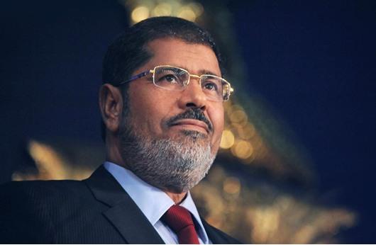 """""""محمد مرسي"""" الرضيع.. حفيد جديد لمرسي الرئيس"""