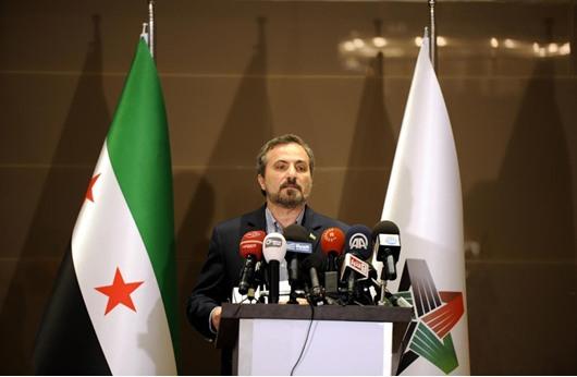 نتائج انتخابات وزراء الحكومة السورية المؤقتة المعارضة (أسماء)