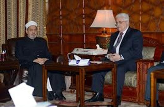 عباس يغادر القاهرة بعد لقاءات مع مسؤولين مصريين