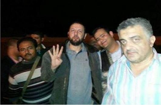 اعتقال باسم عودة وزير التموين في عهد مرسي