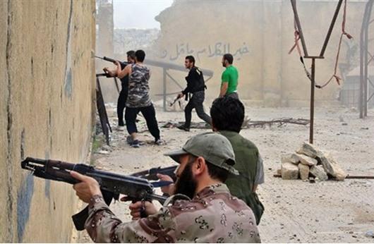 تقدم للقوات السورية في معارك حلب