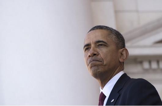 شعبية أوباما تصل لأدنى مستوياتها