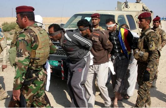 """العراق: سقوط قتلى.. واعتقال مسؤول """"أنصار السنة"""""""