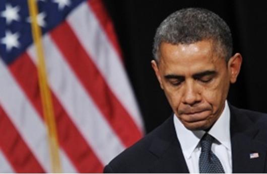 استطلاع: شعبية أوباما في أدنى مستوى لها