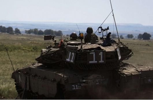 آليات عسكرية إسرائيلية تتوغل في خانيونس