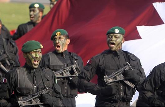 فرض الخدمة العسكرية على القطريين