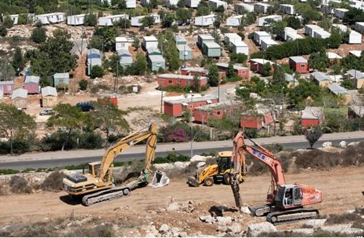 تحذيرات لإسرائيل: بناء المستوطنات ضربة قاتلة للسلام