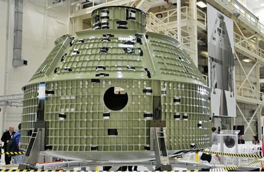 """""""أورايون"""" الفضائية تنطلق برحلتها الأولى في أيلول 2014"""