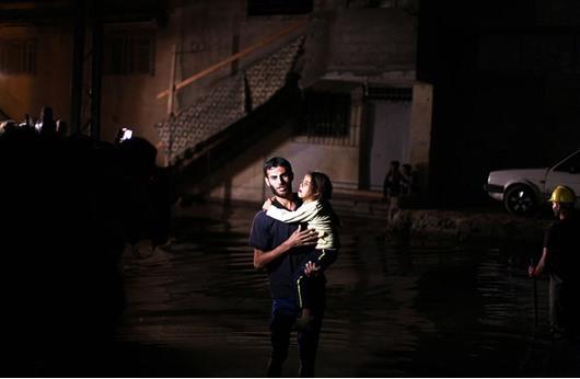 غزة تحذر من كارثة بيئية جراء نفاد الوقود