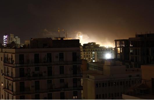 قبائل بنغازي ترفع الغطاء عن الخارجين على القانون