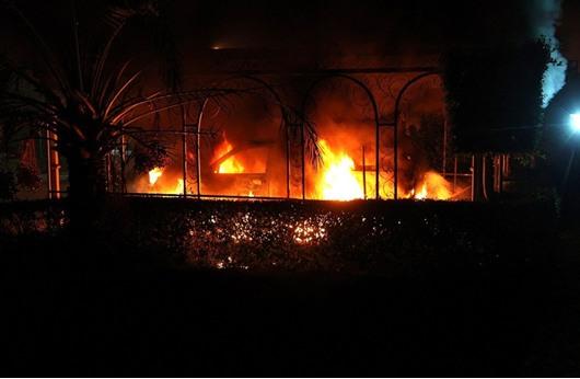10 ملايين دولار لمن يدل على مهاجمي القنصلية ببنغازي