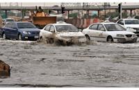 13 وفاة جرّاء الأمطار الغزيرة في السعودية