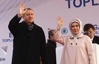 أردوغان: لن تقف قوة في وجه تركيا