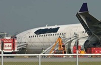 مقتل 50 شخصاً في تحطم طائرة بوينغ بروسيا
