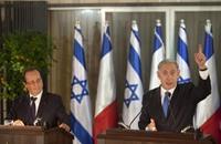 نتنياهو قلق من الاتفاق مع ايران وأولاند يطمئنه