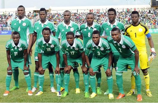 نيجيريا تحجز أول تذكرة إفريقية إلى البرازيل