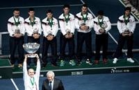تشيكيا تحتفظ بلقب كأس ديفيز للتنس