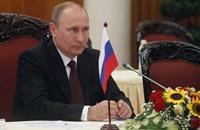 بوتين يهاتف روحاني بشأن النووي الإيراني