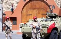 الجيش الليبي يتسلم مقرات المليشيات