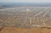 """الأردن يزوّد مخيمات """"السوريين"""" بنظام بصمة العين"""