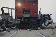 خمس مشاهدات في حادث قطار دهشور  في مصر