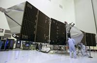 ناسا تطلق مركبة لدراسة مناخ المريخ