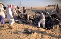 """مقتل 11 جندياً مصرياً بتفجير """"مفخخة"""" في سيناء"""