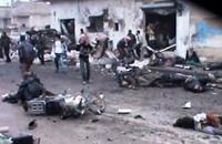 نظام الأسد يرتكب مجزرة جديدة بالكيماوي في ريف حماة