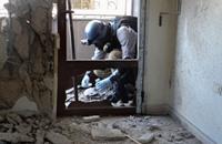 أسلحة سوريا الكيماوية قد تدمر في البحر