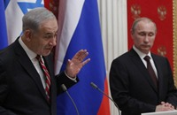 لقاء الكرملين:نتنياهو مشغول بإيران وبوتين بالاقتصاد