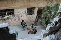 مقتل أربعة جهاديين بريطانيين في سورية