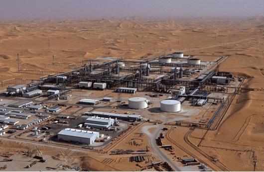 الجزائر تستهلك ثلثي احتياطاتها من النفط
