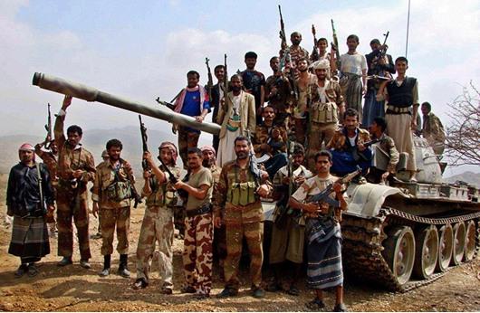 إعلان وقف القتال بين الحوثيين والسلفيين في صعدة