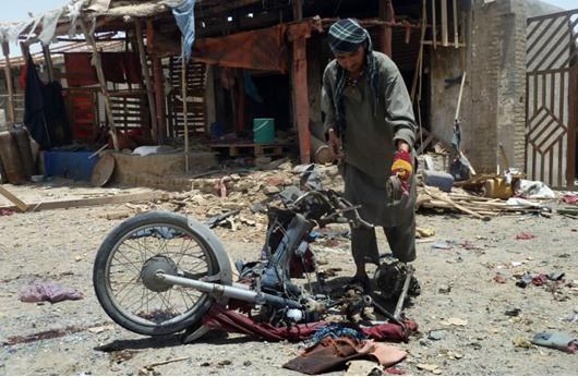 """""""ضحايا أخطاء الغرب في أفغانستان"""""""