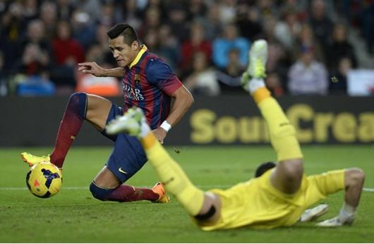 بطولة اسبانيا: برشلونة يحسم الدربي ضد اسبانيول