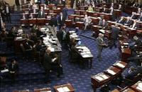 """""""الشيوخ"""" يهمش المعارضة ويخفض سقف التصويت"""