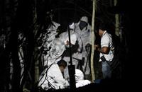 جثث في مقابر جماعية في المكسيك
