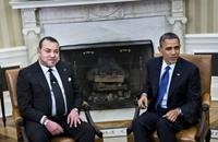 أوباما يلتقي العاهل المغربي ويؤكدان الشراكة الاستراتيجية بين بلديهما
